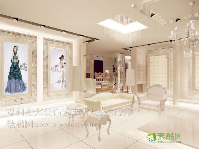 首页 装修案例 婚纱摄影楼 欧式风格 展厅