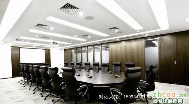 办公室设计装修 办公室装修设计效果图 办公室设计 办公室装修