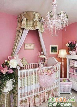 济南德尚装饰--粉色公主房