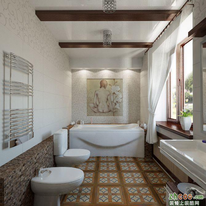 卫浴间装修|陕西龙飞装饰|西安装修公司