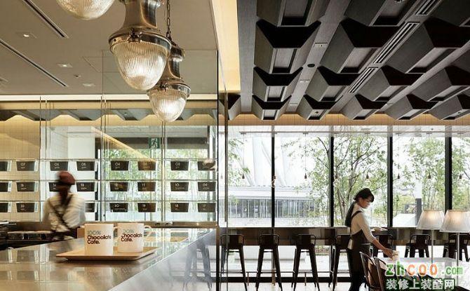 郑州咖啡厅装修