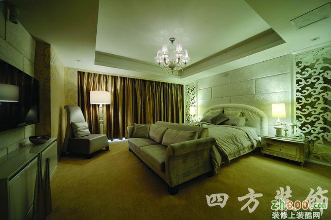 时尚风格卧室