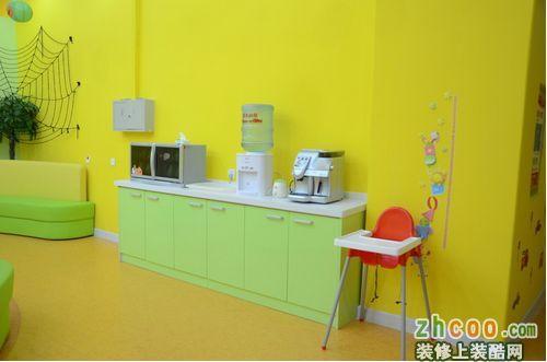 幼儿园室内环境布置