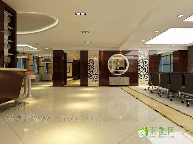地产公司总裁办公室