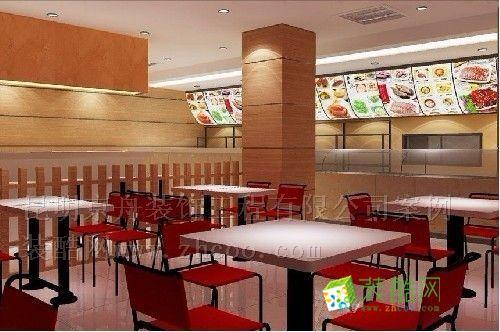【昆明京舟】中式快餐店