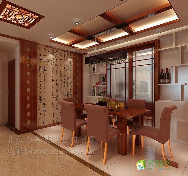 中式木格酒店吊顶