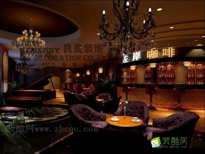 良美装饰・成都KTV、咖啡厅装修设计图。