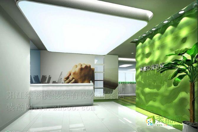 阳江绿菩提装饰有限公司-办公室