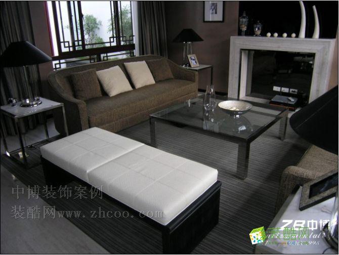 杭州中博装饰工程有限公司-别墅花园