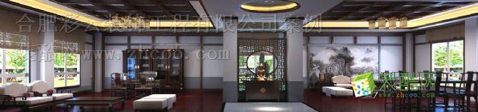 彩云装饰—投资银行老总办公室