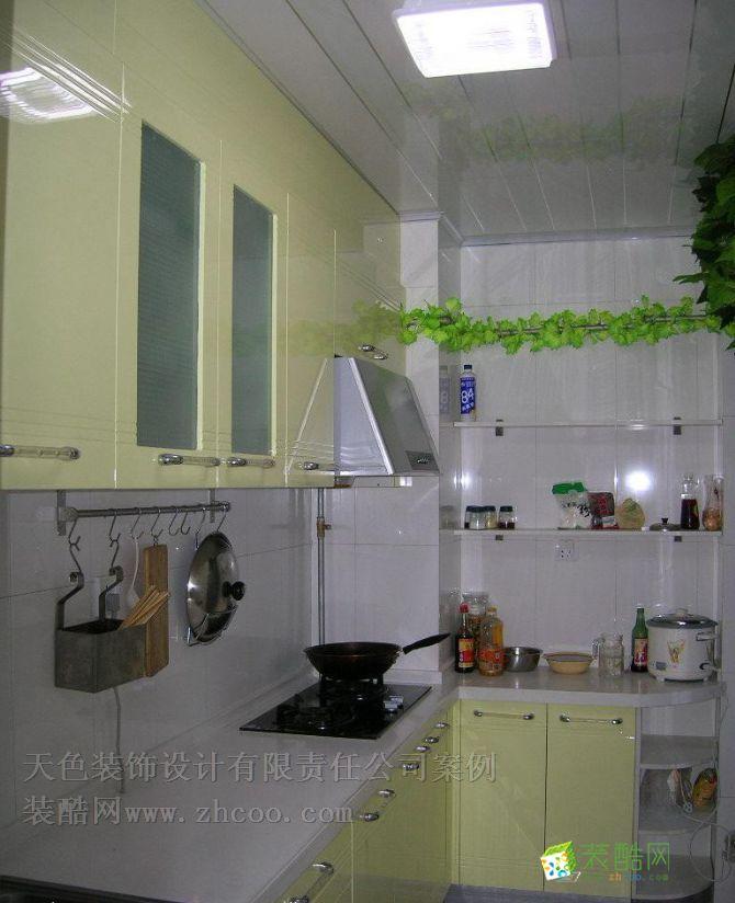 【天色装饰】厨房装修案例