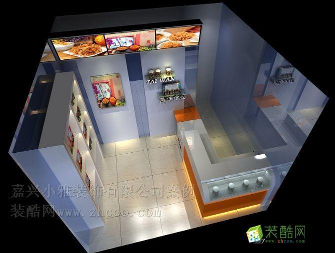台湾吉洋食品店面
