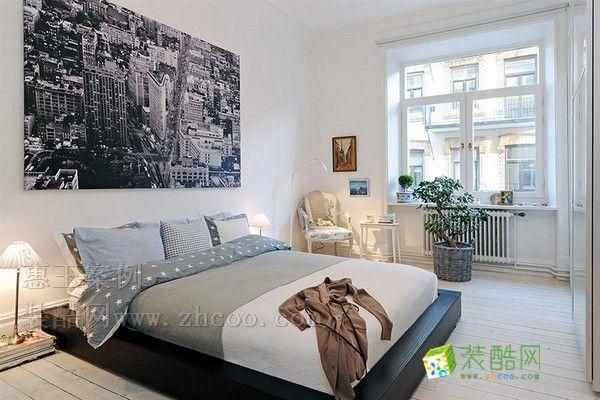欧式卧室顶角线图片