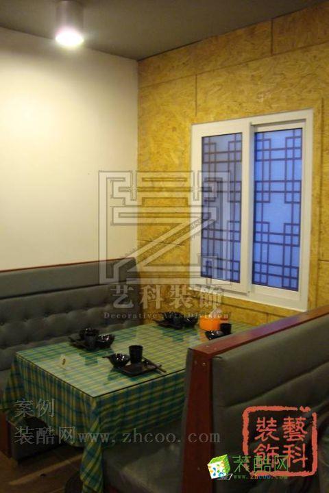 青岛饭店装修设计公司艺科告诉您