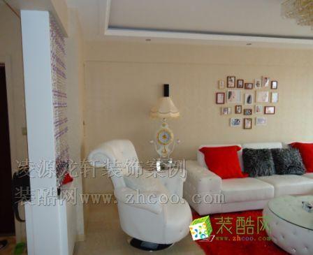 简欧精品 欧式风格 两室一厅一卫图片