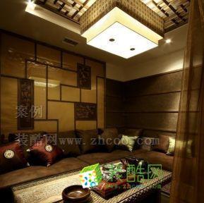 青島茶樓裝修設計公司