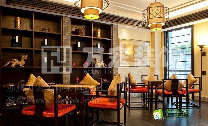 中式宾馆装修