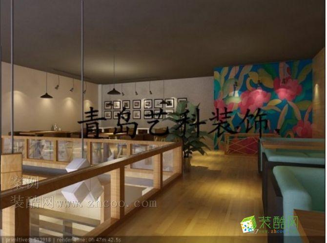 青岛饭店装修青岛主题餐厅装修