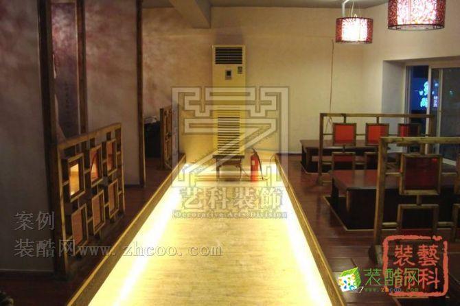 营造一个良好的休闲娱乐空间 青岛酒楼装修设计满足您的愿望