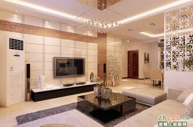129平米超温馨家居