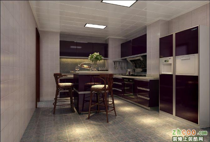 厨房 厨房古典主义风格装修效果