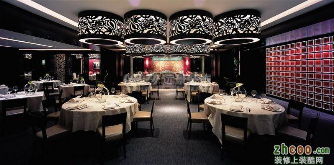 重庆远景装饰-酒楼餐厅