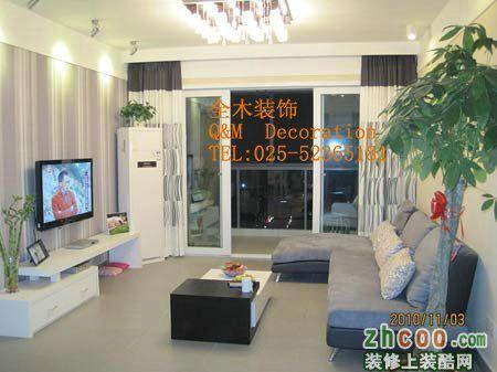 南京全木装饰--80后小夫妻合作装修新房