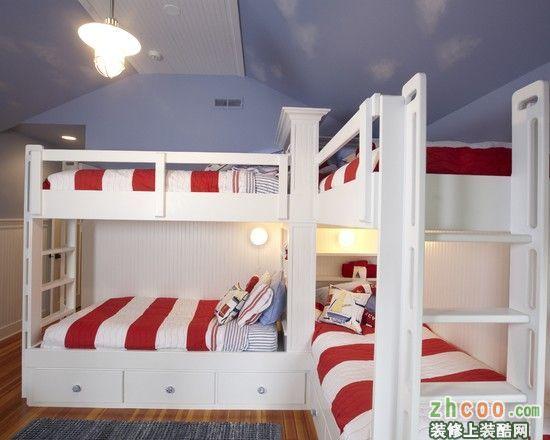 超美儿童房设计