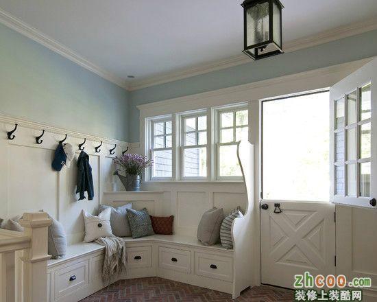 欧庭装饰 玄关设计