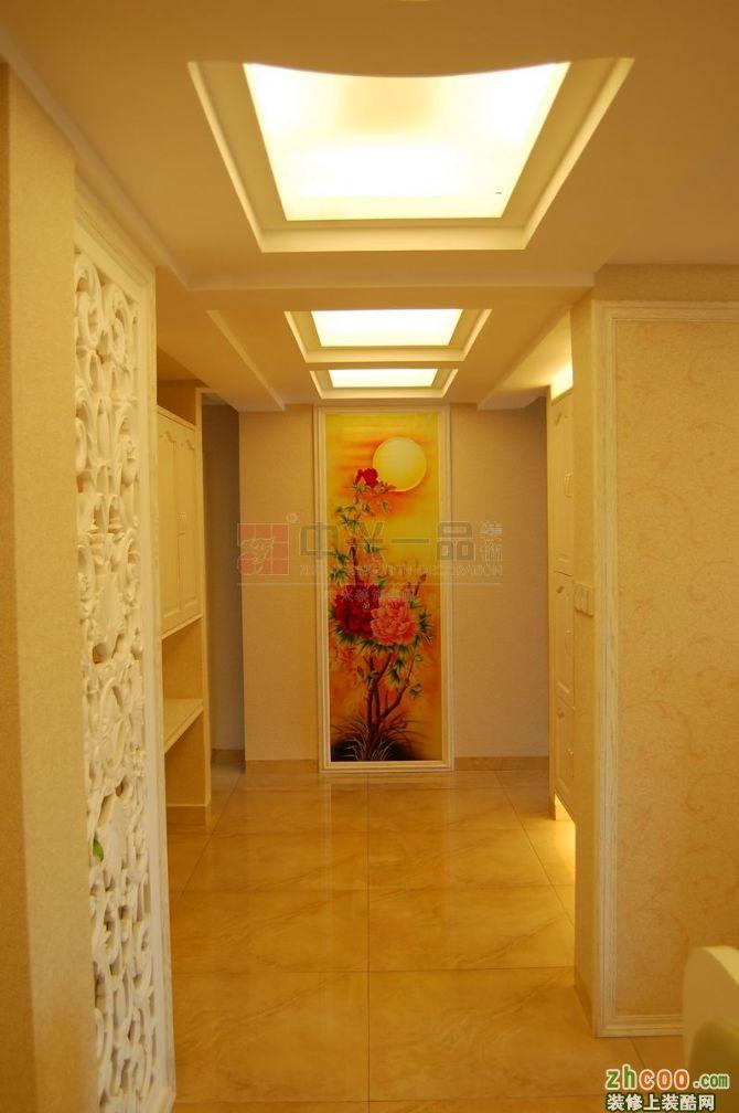 无锡威尼斯别墅欧式豪华装修实景照片效果图