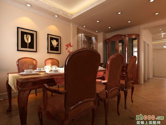 餐厅 楚雄罗马庄园欧式风格