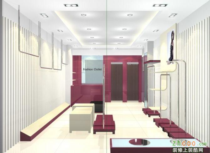 小型服装店 02 服装店