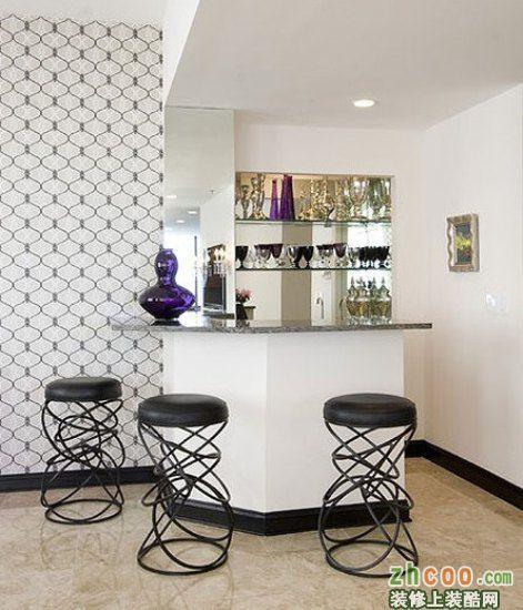 家庭小吧台设计