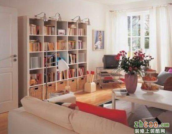 書房設計 讓你盡享文化氣韻