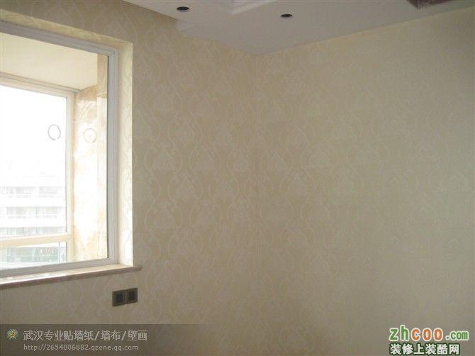 其他优户无缝墙布施工案例