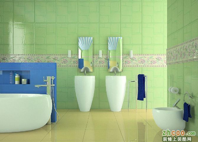 【大德装饰】完美卫生间组合