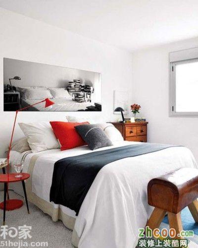 别具一格 卧室背景墙设计