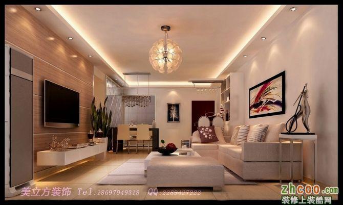 两室一厅一卫欧式装修效果图