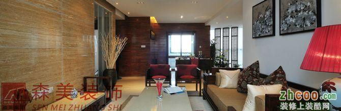 [餐厅]森美装饰-中式风格-装修设计