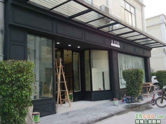 广州千度装饰设计工程有限公司-服装店