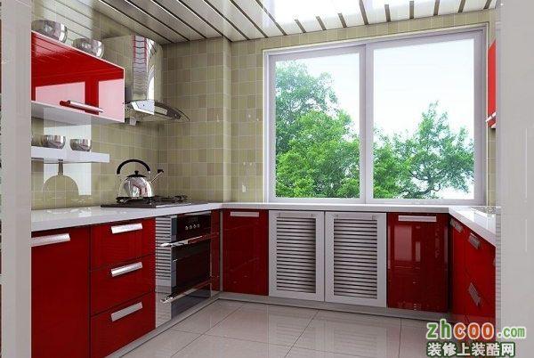 【名风装饰】厨房设计