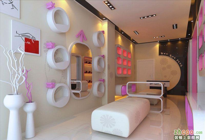 鞋店装修案例