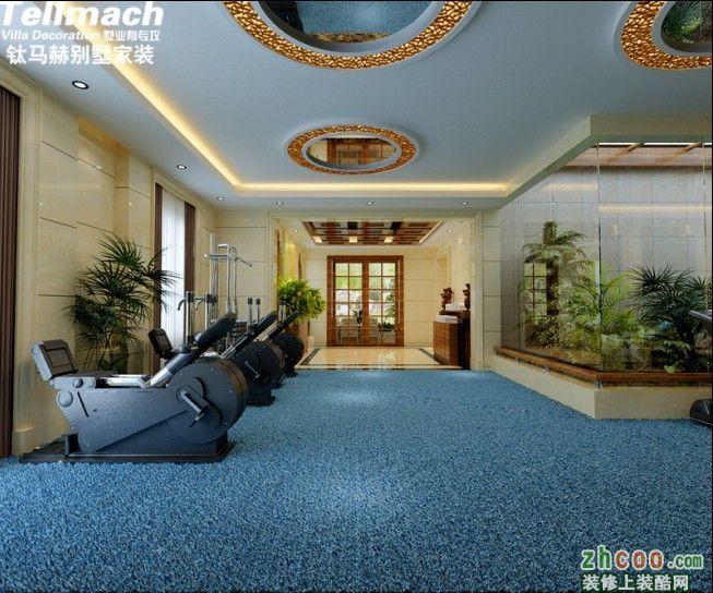 济南博洛尼整体家装设计总监卢艳彬私人会所设计方案,装修咨询设计师预约15069072733