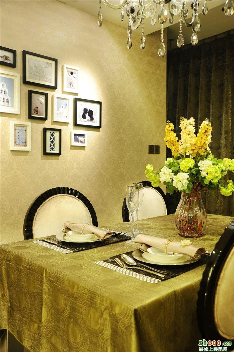 中式风格 一室一厅一卫