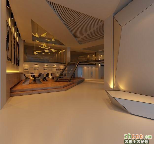 上海际洲装饰办公室装修案例