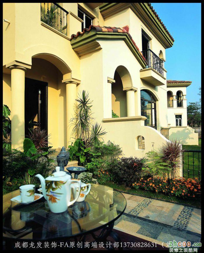 美式别墅案例