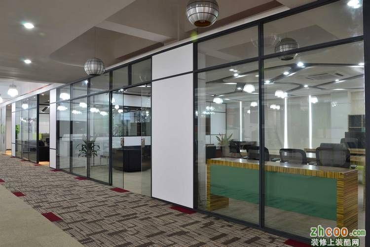广州工商银行--奥格高隔间