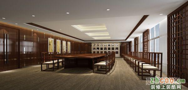 豪华会议室设计-深圳办公室装饰设计公司