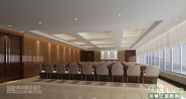 会议室设计-深圳办公室装饰设计公司