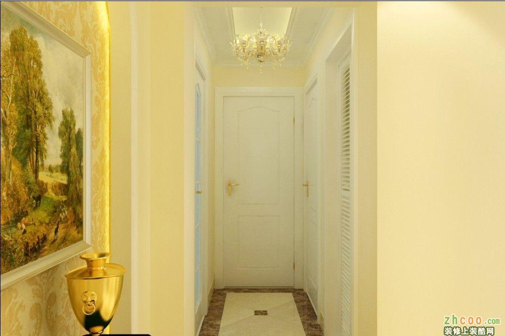 星河城150平米美式风格装修效果图
